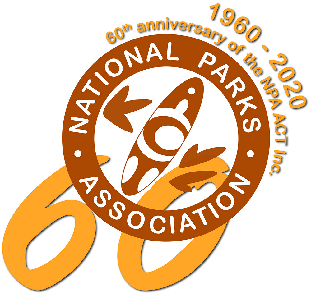 NPA ACT logo - celebrating 60 years