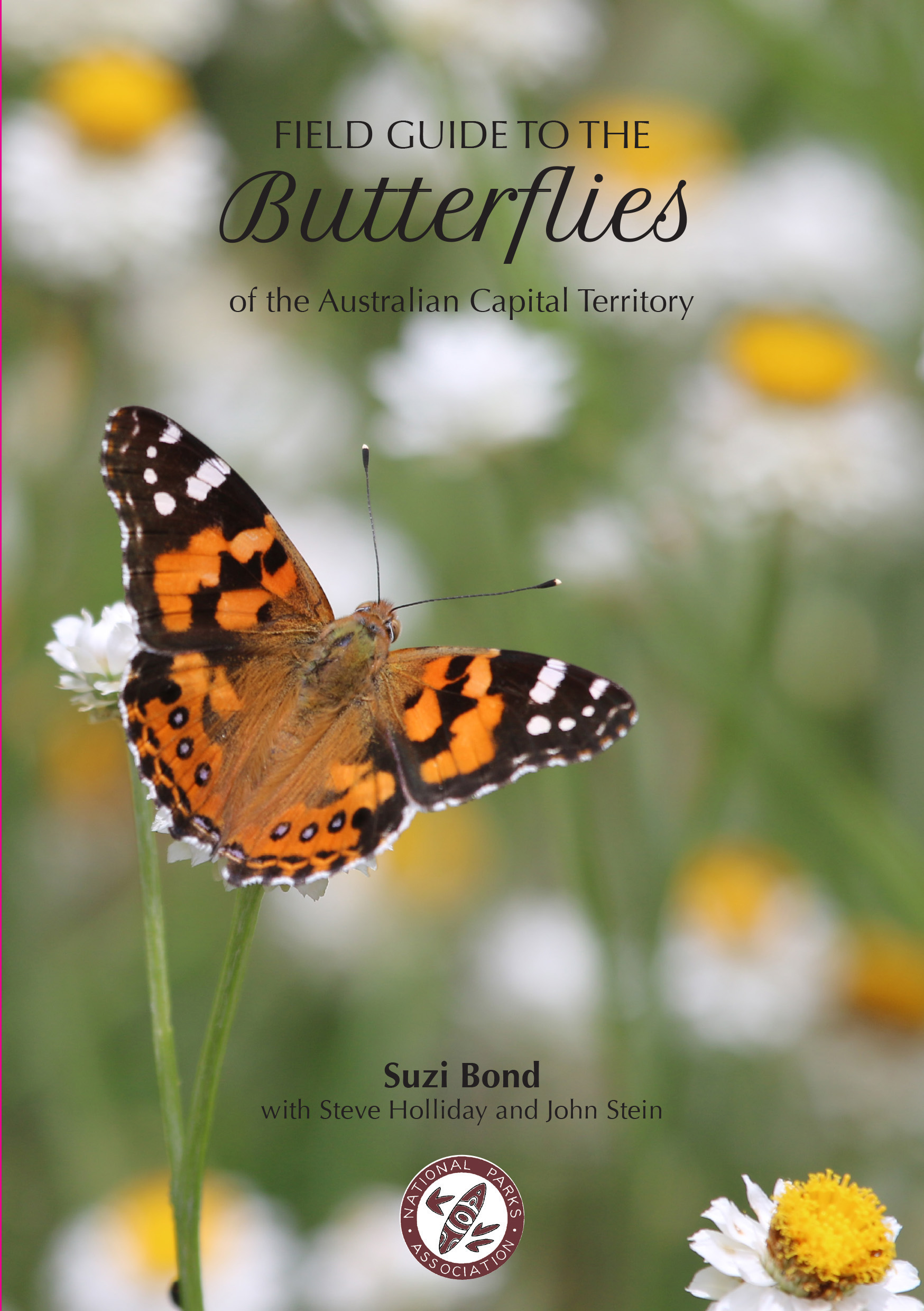 Field guide to the Butterflies of the ACT