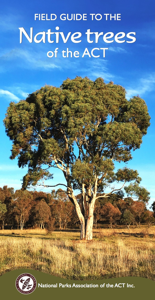 Field guide to the Trees of the ACT