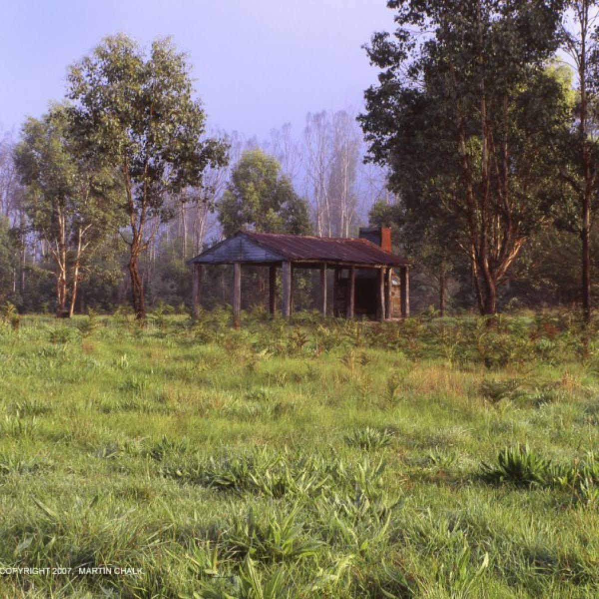 Tyrells Hut Ruin - Geehi