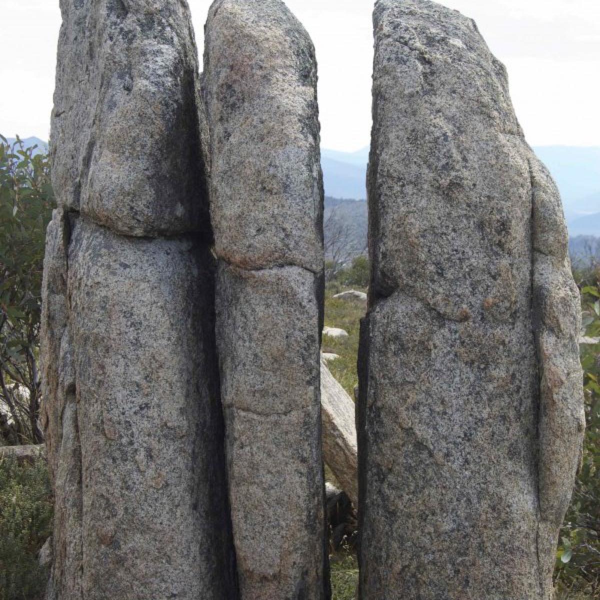 002 Granite tors