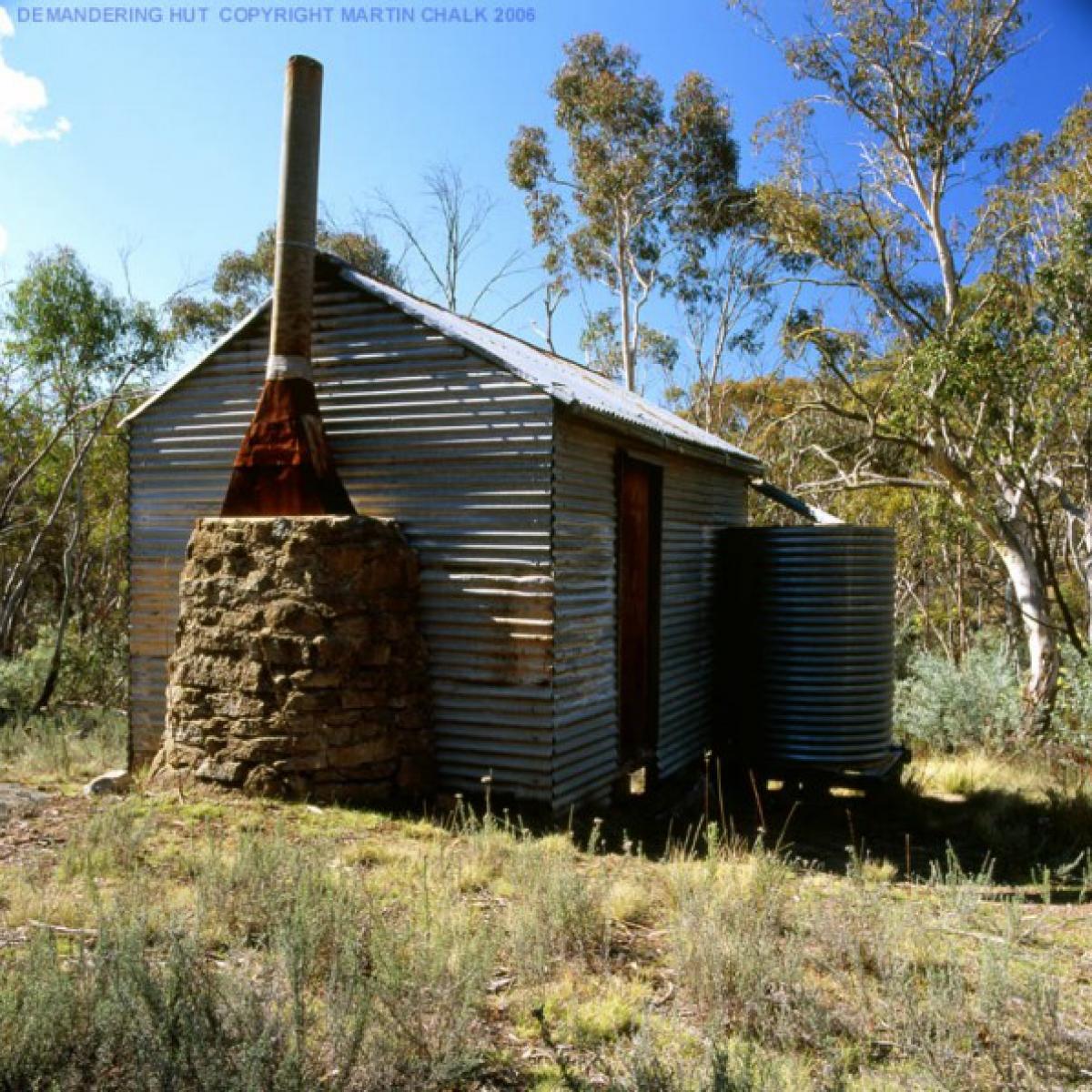 Demandering Hut