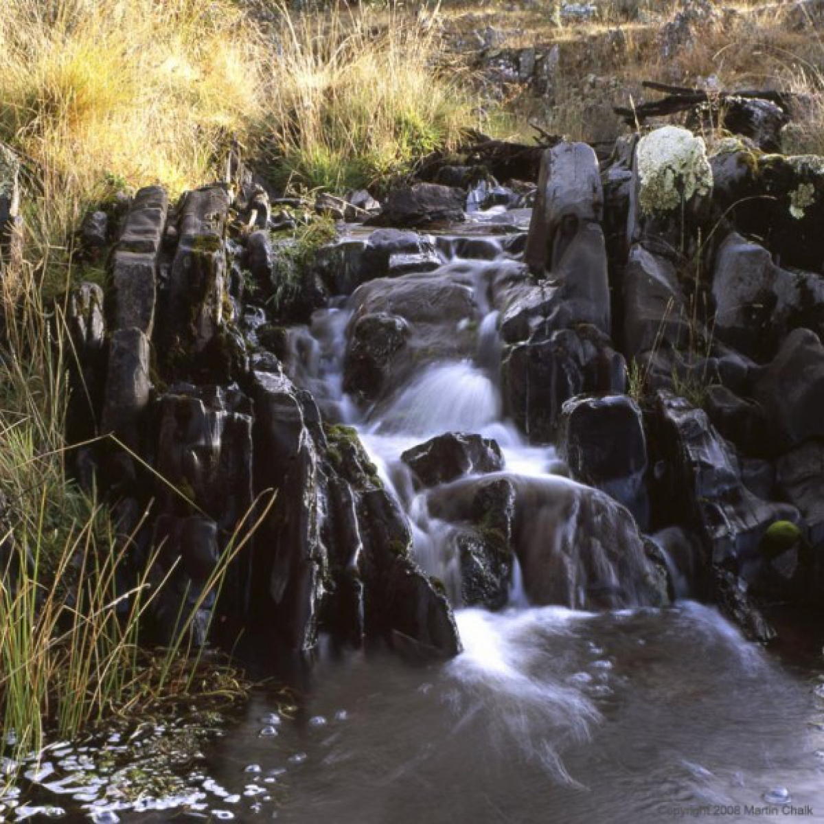 Naas Creek Waters Tumble