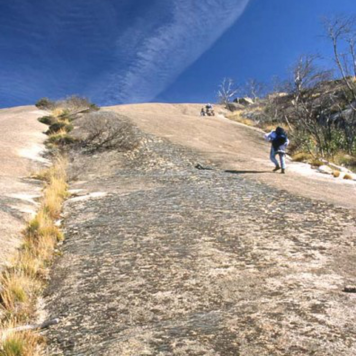 Ascending Mt Gudgenby - Namadgi National Park