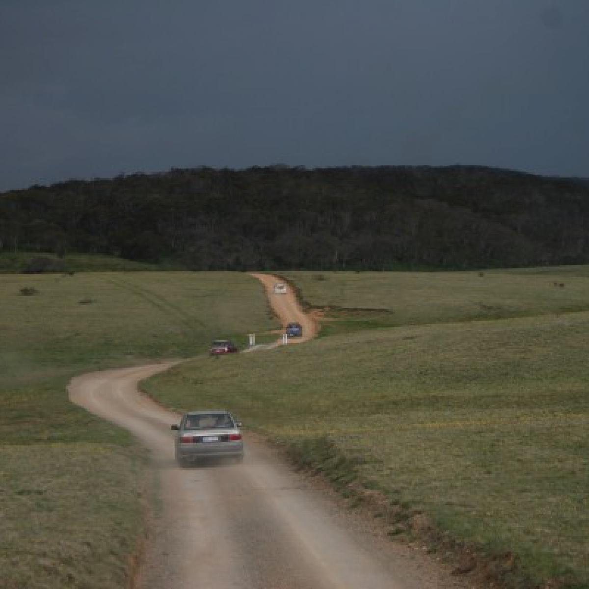 Across the Currango Plain