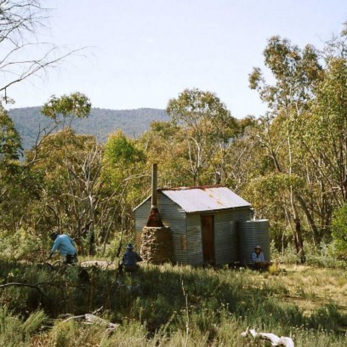 Demandering Hut, Namadgi NP
