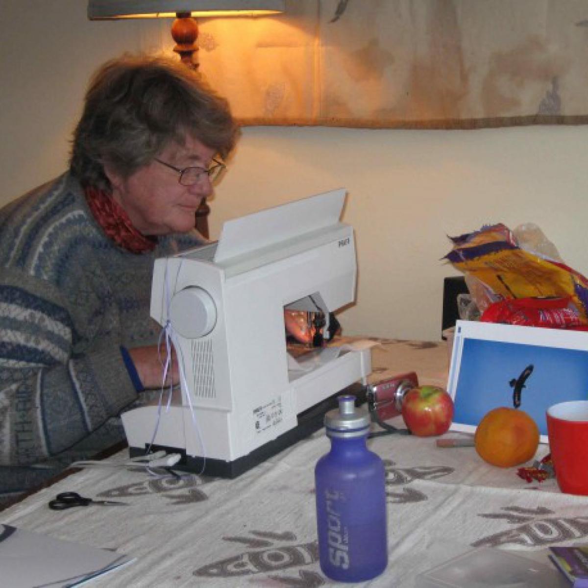 2009 Stitch in time