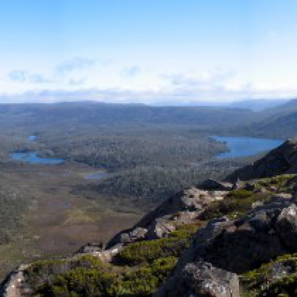 Walls of Jerusalem - Tasmania