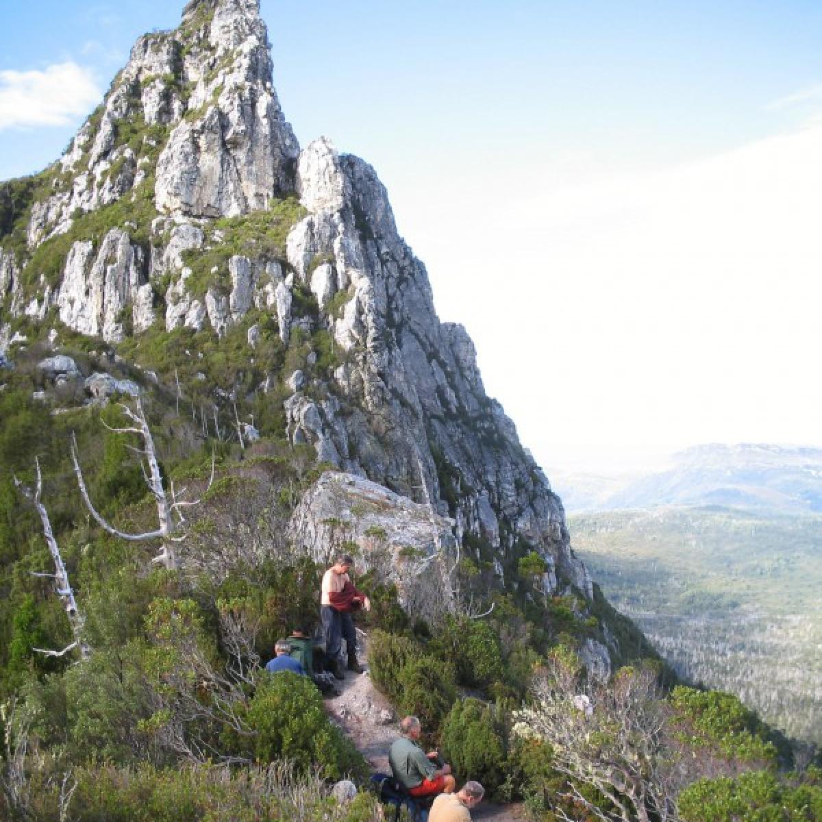 Frenchmans Cap - Tasmania