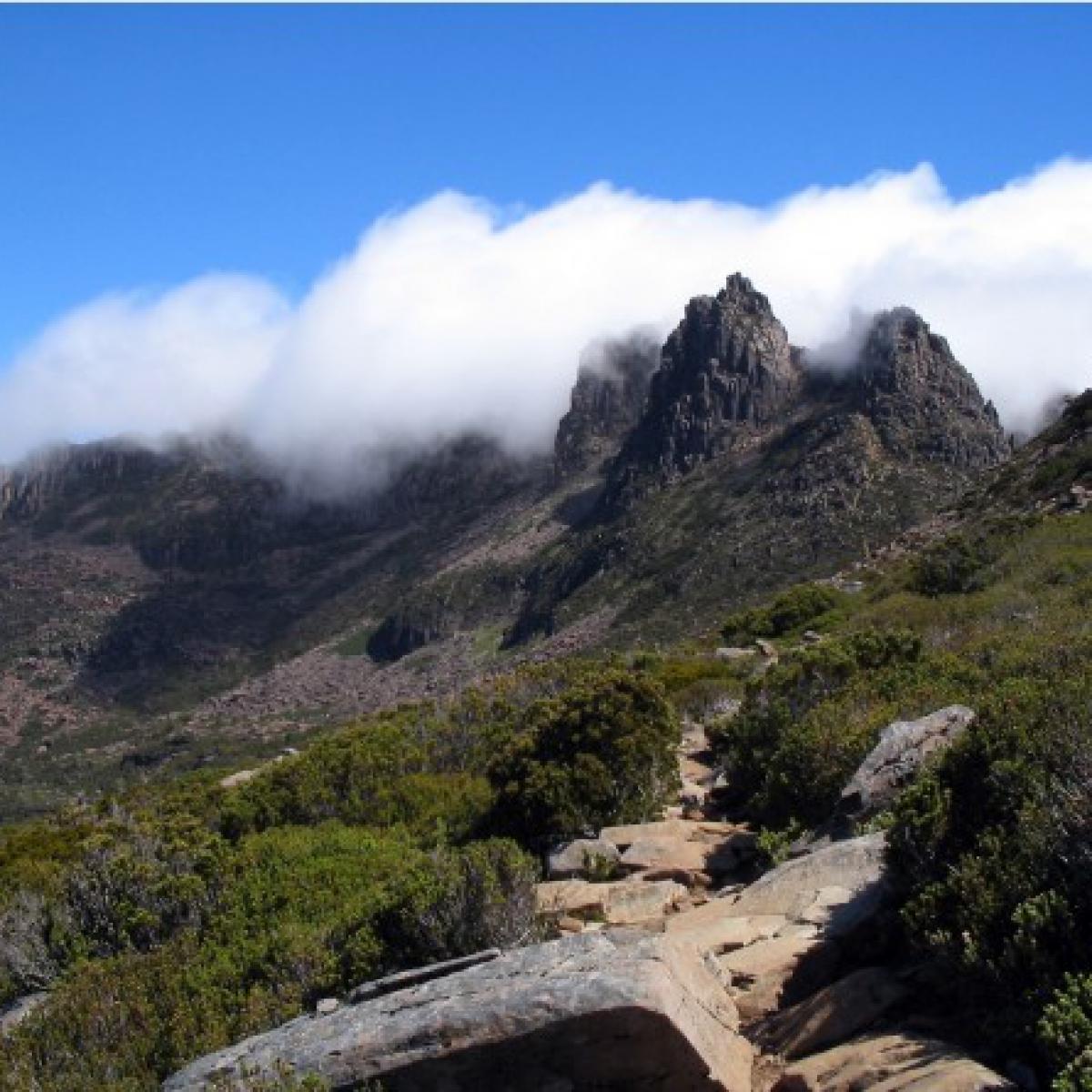 The Overland Track - Tasmania