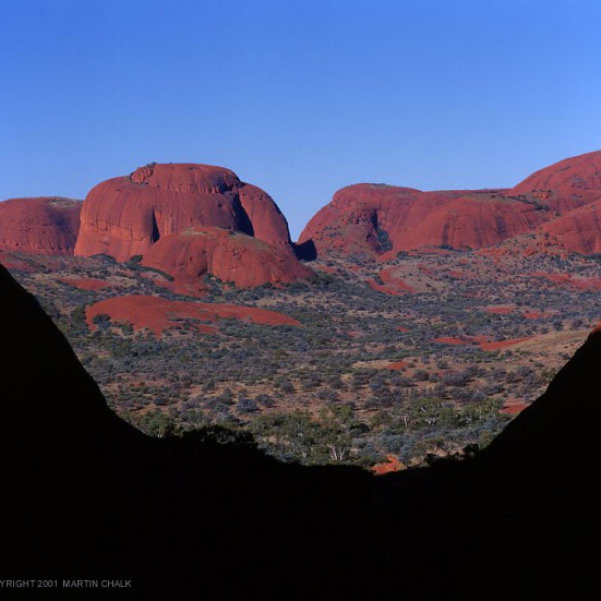 Kata Juta Domes - Uluru-Kata Juta National Park - Northern Territory