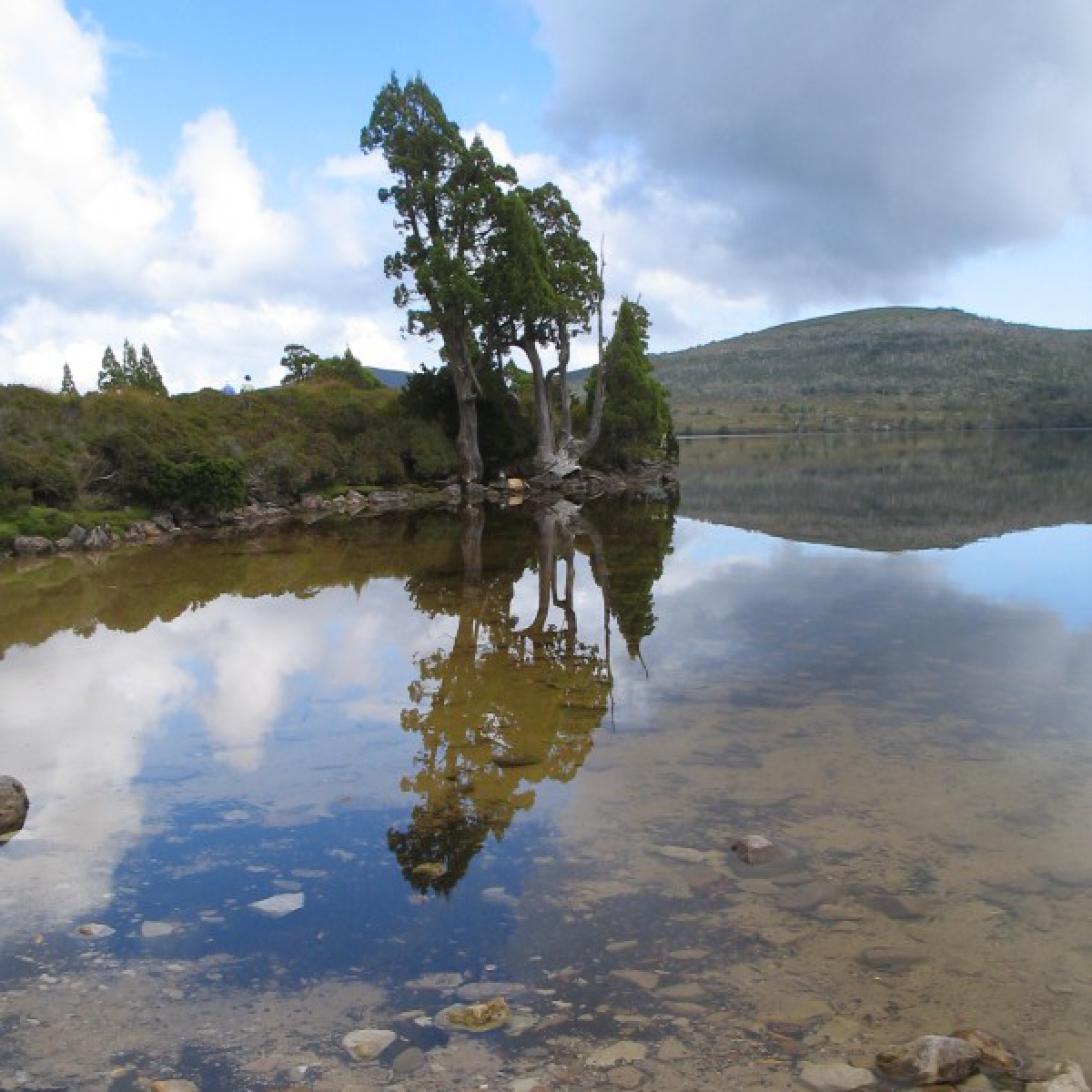 Reflections on the Overland Track - Tasmania