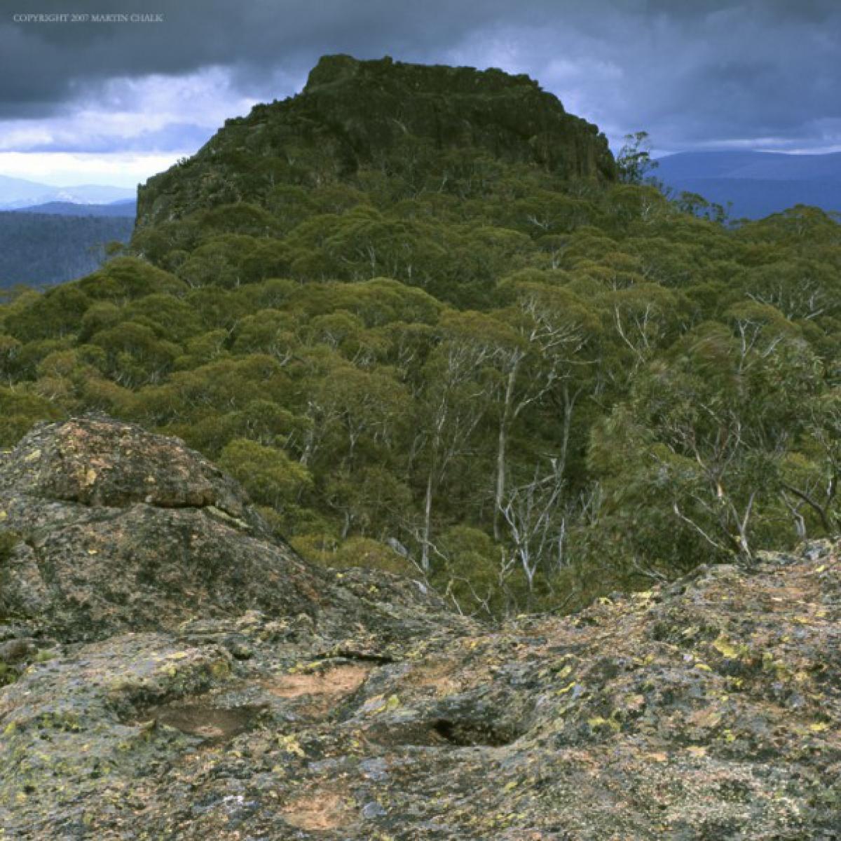 The Ram's Head - Alpine National Park, Victoria