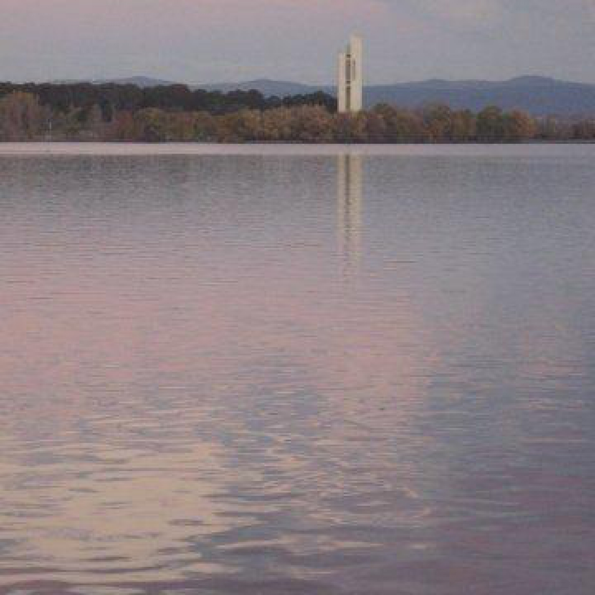 Lake Burley Griffin and Carillon